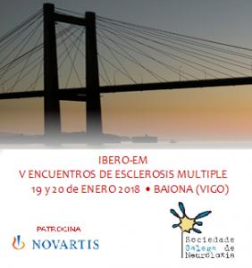 [:gl]IBERO EM - V ENCONTROS DE ESCLEROSE MULTIPLE[:es]IBERO EM - V ENCUENTROS DE ESCLEROSIS MULTIPLE[:] @ Parador de Baiona