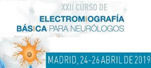 XXII Curso de Electromiografía Básica para Neurólogos @ NH PASEO DE LA HABANA