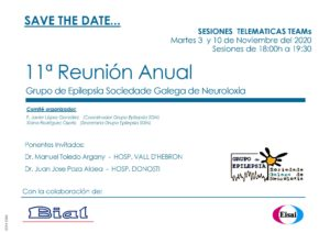 11 REUNION GT EPILEPSIA - FORMATO VIRTUAL